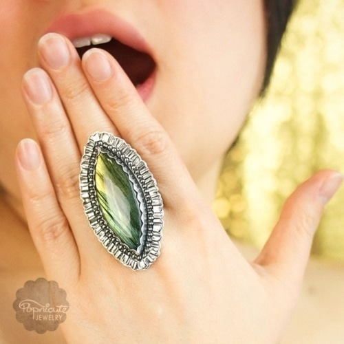 The Big Frill Ring