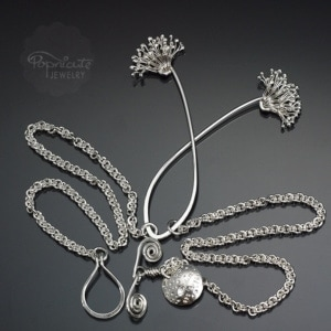 Dandelion Necklace – 4 in 1