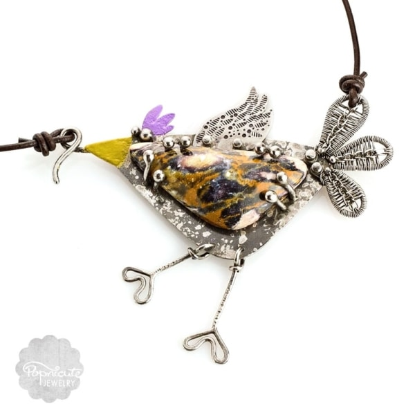 Ellie Birdie Necklace