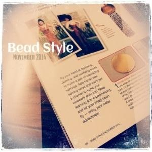 bead style November 2014 kharisma sommers popnicute jewelry