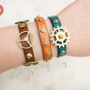 Studded All Over Bracelet