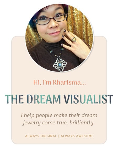 Kharisma Sommers Popnicute Jewelry designer . Dream Visualist.