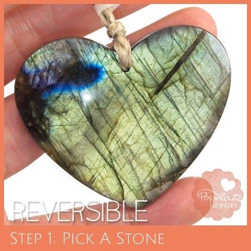 Custom Order Popnicute Heart for Charlene Sternad