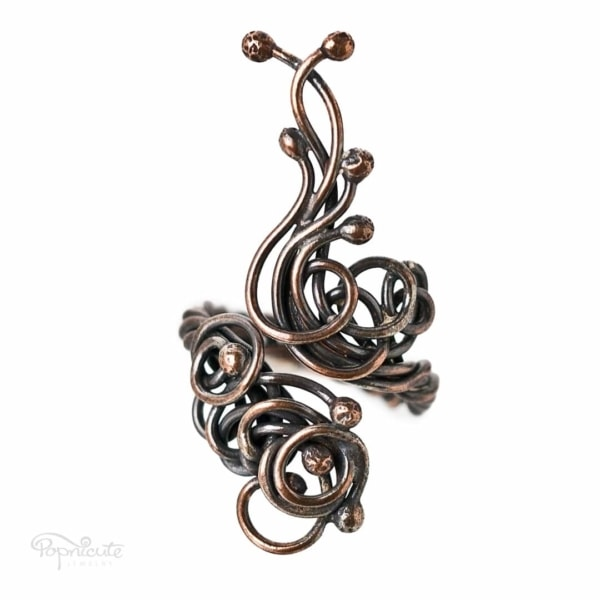 Adjustable Scroll Ring – 5 – 7.5