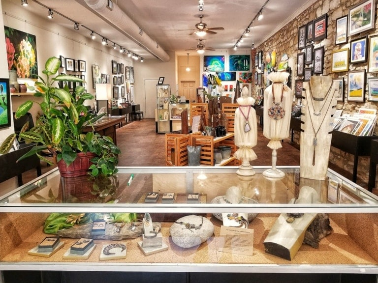 Popnicute Jewelry to be Featured Artist at Alliance Art Gallery