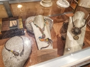 Popnicute Jewelry is the featured artist for the month of August 2018 at Alliance Art Gallery, Hannibal, MO.
