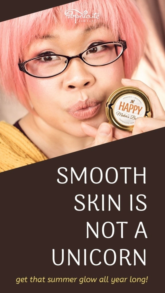 Winter doesn't have to suck when your skin is supple and moisturized. Smooth skin is not a unicorn.